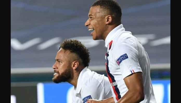 Neymar Sesumbar Akan Lolos ke Final, Abaikan Leipzig dan Atletico