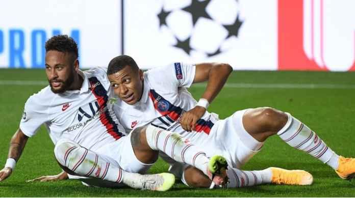 PSG Menang Dramatis Dua Gol Dalam 149 Detik, Lihat Adegan Gol Itu