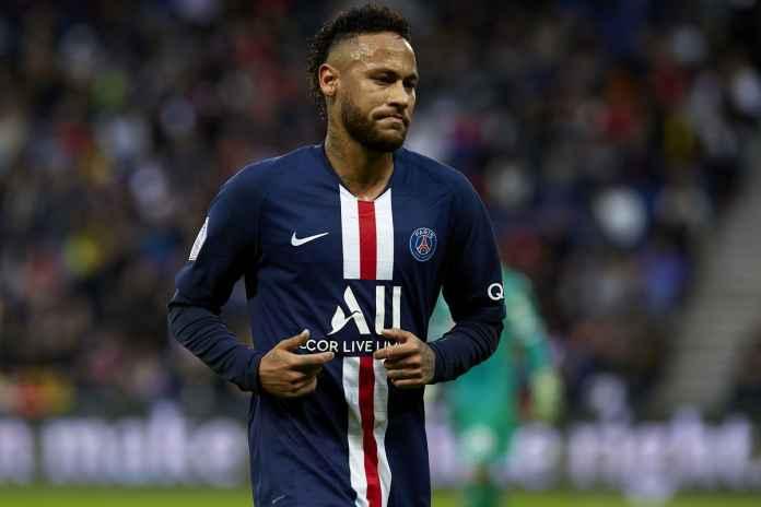 Neymar Ogah Tinggalkan PSG, Ini Alasannya