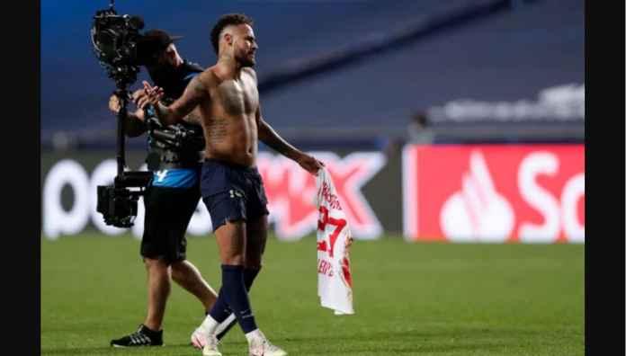 Adegan Ini Bisa Bikin Neymar Dilarang Tampil di Final Liga Champions