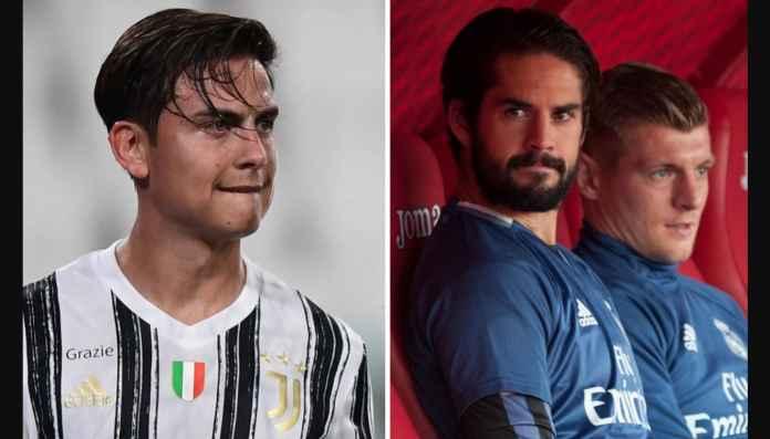 Real Madrid Tawarkan Kroos atau Isco Ke Juventus Demi Dybala, Siapa Untung?