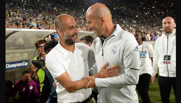 Zidane Harus Menang Dua Gol Tanpa Balas Atas Guardiola, Atau Bencana
