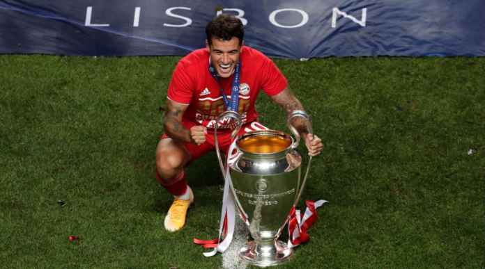 Philippe Coutinho Tertawa Paling Keras Saat Liverpool, Barcelona Gagal