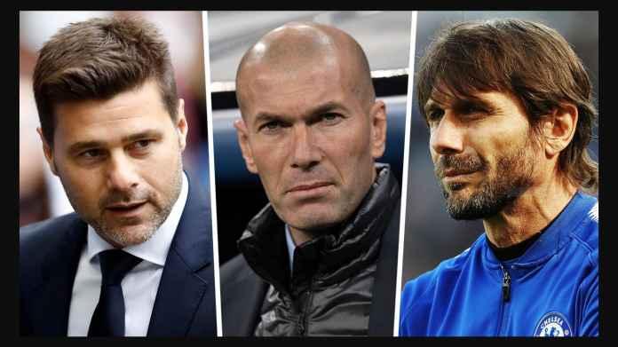 Pemecatan Pelatih Juventus Bikin Berdebar Zidane, Pochettino, Conte