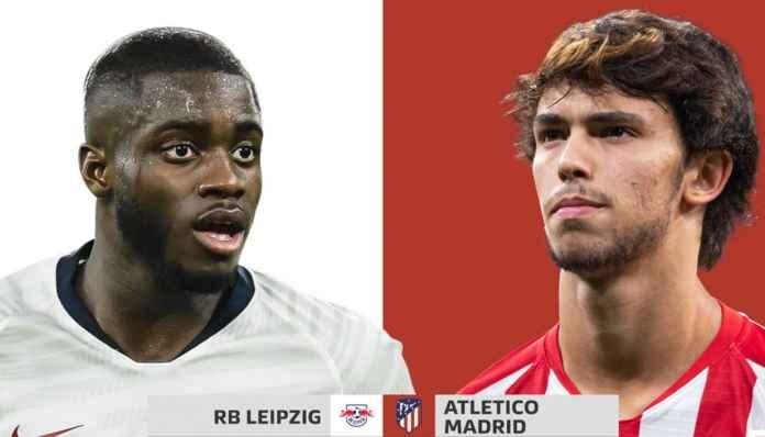 Prediksi RB Leipzig vs Atletico Madrid - Jadwal Liga Champions