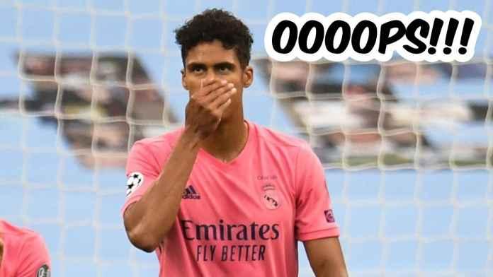 Rapor Pemain Real Madrid Tadi Malam, Varane Dua Kali Assist Untuk Gol Lawan!