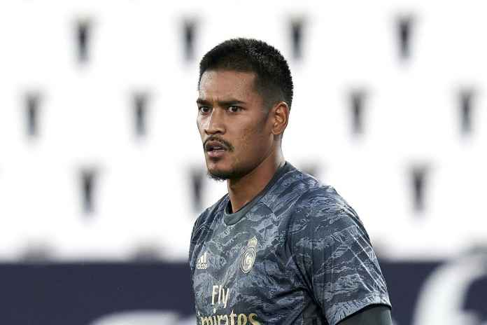 Real Madrid Pastikan Satu Pemainnya Pergi