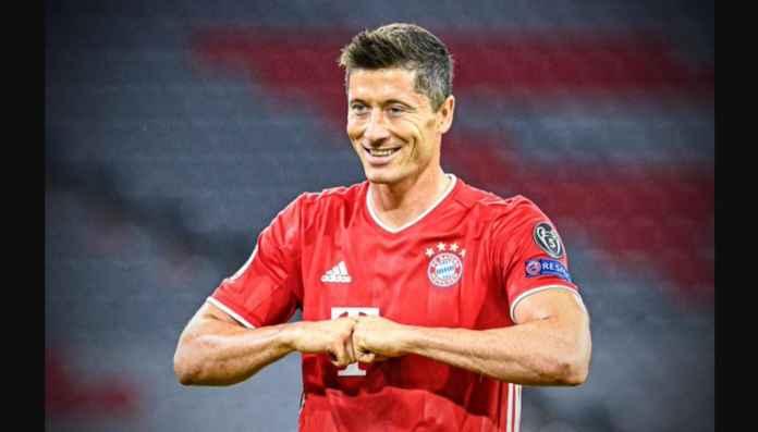 Robert Lewandowski Punya 4 Pesaing Untuk Top Skor Liga Champions