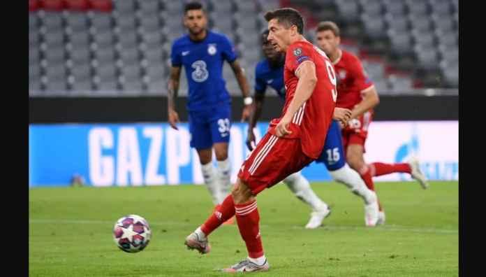 Lewandowski Paling Berjasa Tadi Malam, Terlibat Dalam 7 Gol Die Roten