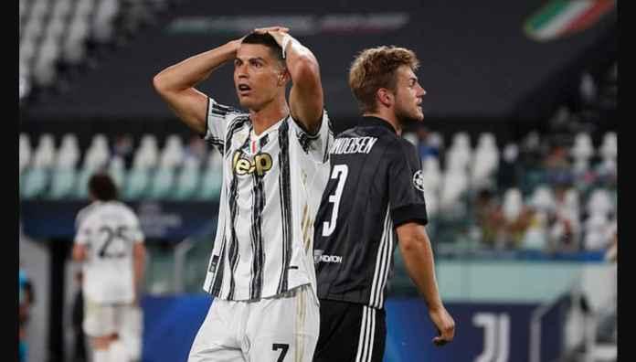 Pemain Paling Bersalah Untuk Tersingkirnya Juventus, Ronaldo Nilai 8