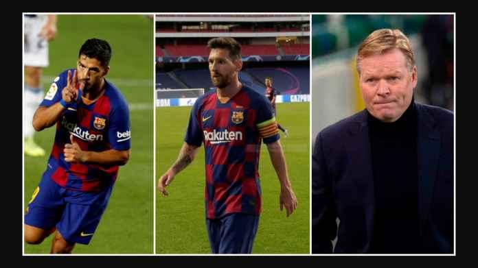 Rumor Transfer Terbaru Malam Ini: Man Utd, Barca, Real Madrid, Lukaku, Messi, Suarez
