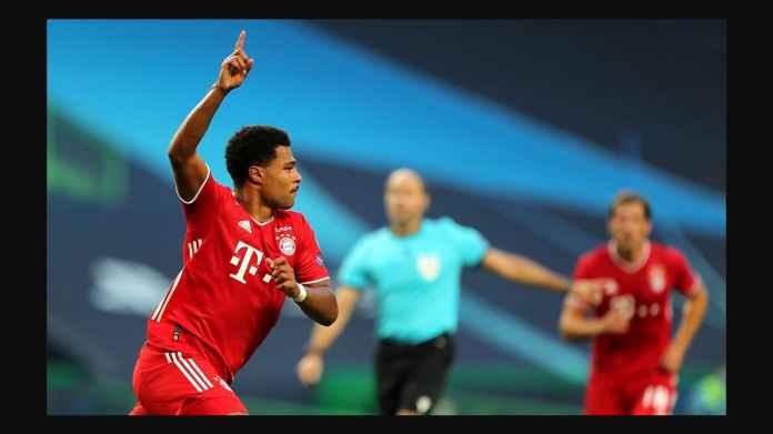 Bayern Unggul 2-0 Atas Lyon Berkat Dua Gol Mantan Pemain Arsenal Ini