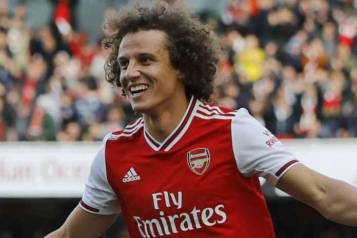 Sering Blunder, David Luiz Punya Peran Besar di Arsenal