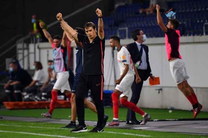 Sevilla Pede Bisa Kalahkan Manchester United di Semifinal