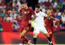 Sevilla vs Roma, Sayangnya Giallorossi Kehilangan Pemain Man Utd