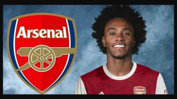 Pantas Khianati Chelsea, Willian Dapat Kontrak 677 Milyar di Arsenal!