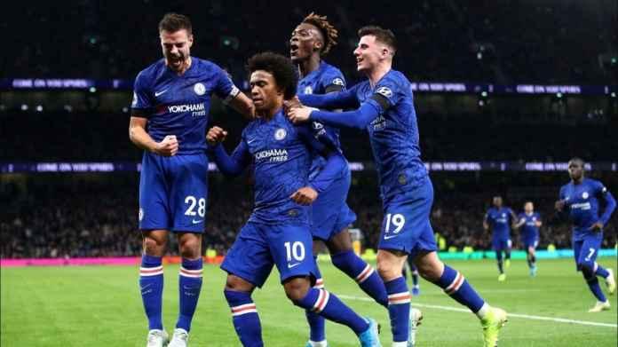 7 Musim, 234 Laga, 37 Gol Untuk Chelsea, Willian Dapatkan Kontrak Pendek