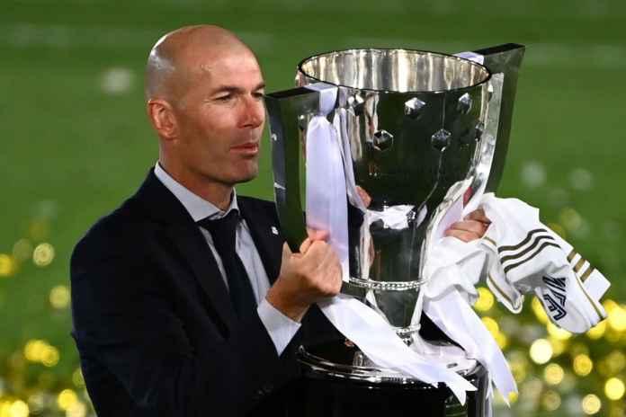 Zidane Beberkan Yang Membuatnya Bahagia di Madrid