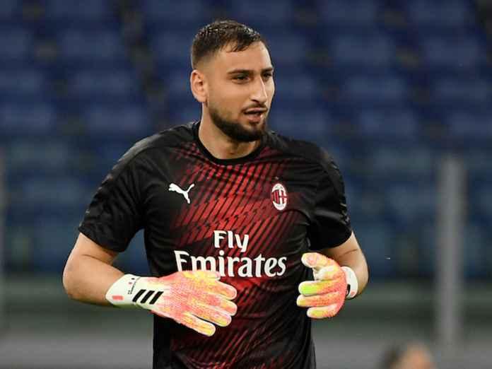 AC Milan Akan Pertahankan Donnarumma