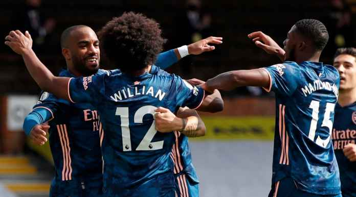 Halo Chelsea, Menyesal Lepas WIllian? Tiga Assist Lho di Laga Arsenal