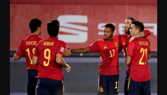 Anak Ajaib Barcelona Seharusnya Sudah Bawa Spanyol Unggul 6-0