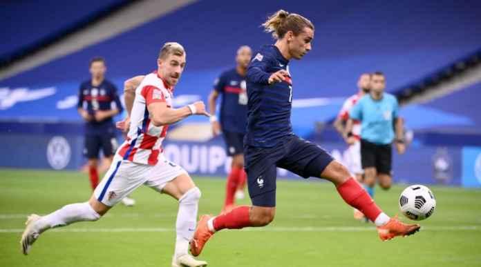 Cetak Satu Gol Perancis, Griezmann Kini Setara Dengan Zinedine Zidane