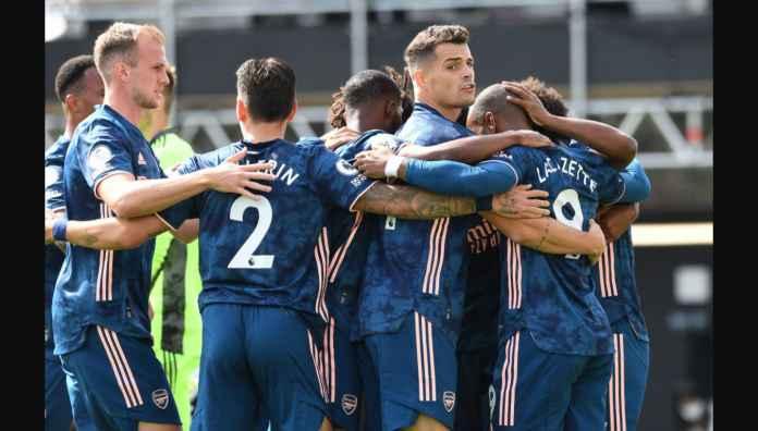 Bukan Hanya Liverpool, Pahlawan Kemenangan Arsenal Juga Pemain Mesir