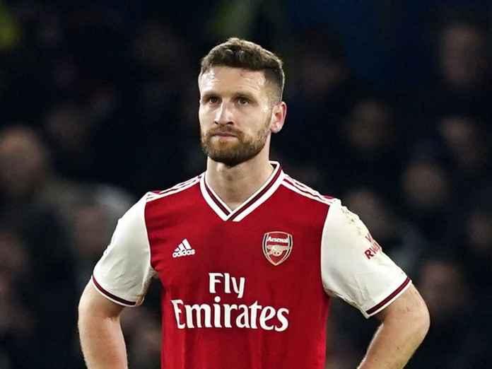 Bek Arsenal Jadi Incaran Dua Klub Papan Atas Serie A