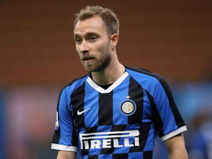 Christian Eriksen Masih Butuh Adaptasi di Inter Milan