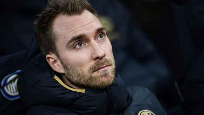Christian Eriksen playmaker Inter Milan