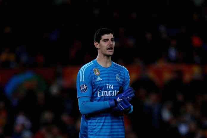Courtois Tak Khawatir Real Madrid Diimbangi Sociedad