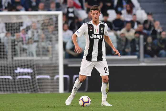 Daniele Rugani Jadi Rebutan Dua Klub Liga Inggris