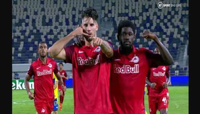 Hasil Liga Champions Tadi Malam: Target Transfer Arsenal Bawa Salzburg Menang