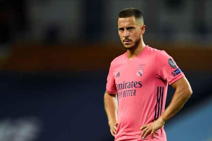 Eden Hazard Diharapkan Tidak Cedera Lagi Musim Depan