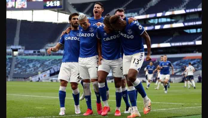 Gelandang Anyar Everton Puji Dua Debutan Baru Usai Kalahkan Spurs