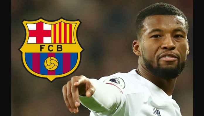 Liverpool dan Barcelona Dekati Kesepakatan Transfer Georginio Wijnaldum
