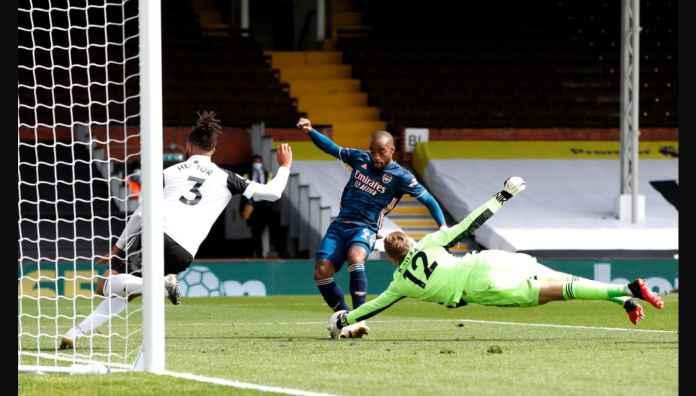 Lacazette Jaga Tradisi Gol Pertama Musim Liga Inggris Sebelum 10 Menit