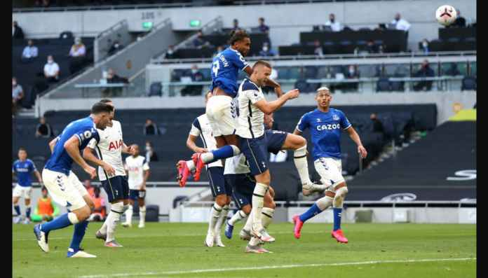 Hasil Liga Inggris: Everton Menang di Tottenham, Tapi Bukan James Rodriguez Pencetak Gol