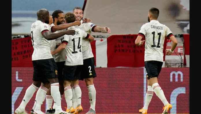 Hasil UEFA Nations League: Top Skor Napoli Pastikan Denmark 0-2 Belgia