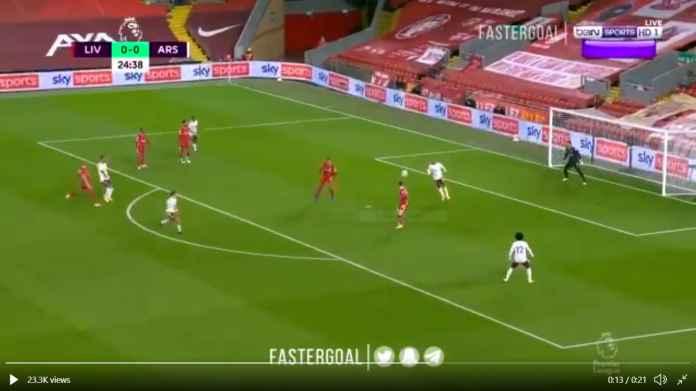 Liverpool Setengah Mati Kurung Arsenal, Kebobolan Gara-gara Kesalahan Bodoh