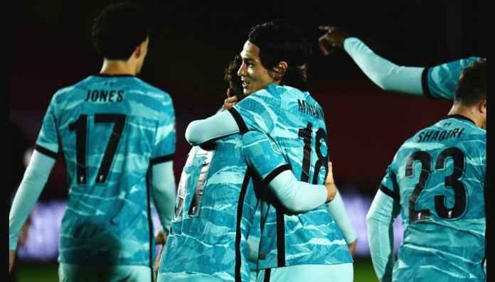 Pesta Gol 7-2 Liverpool Diberi Hadiah Arsenal di Putaran Keempat EFL Cup