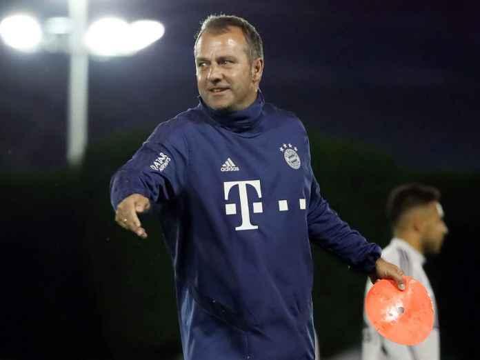 Hansi Flick Dipuji Selangit CEO Bayern Munchen