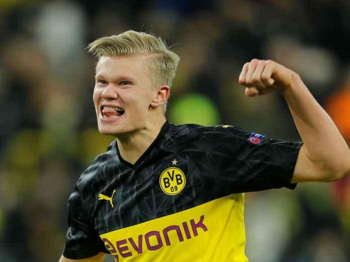 Harapan Dortmund lebih tinggi di Haaland daripada Lewandowski