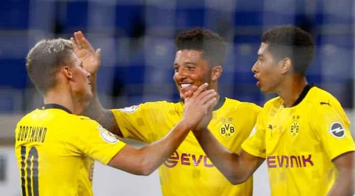 Hasil DFB Pokal - Hasil MSV Duisburg vs Borussia Dortmund