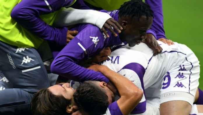 Hasil Inter Milan vs Fiorentina - Hasil Liga Italia