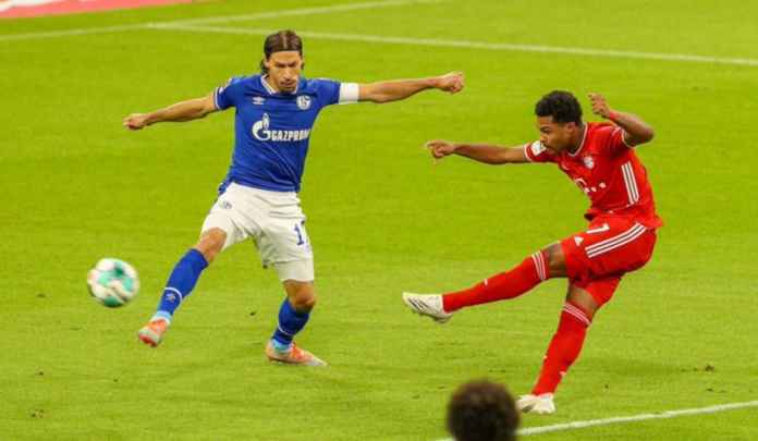 Hasil Pertandingan Bayern Munchen vs Schalke - Hasil Liga Jerman - Skor Akhir
