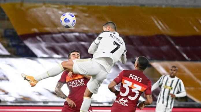 Hasil Roma vs Juentus - Hasil Liga Italia