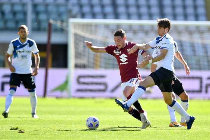 Hasil Torino vs Atalanta, La Dea Raih Hasil Sempurna di Laga Pertama