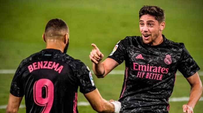 Hasl Real Betis vs Real Madrid - Hasil Liga Spanyol