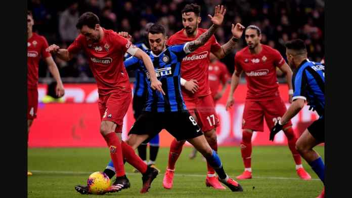 Prediksi Inter Milan vs Fiorentina, Kecerdikan Conte dan Vidal Akan Jadi Pembeda